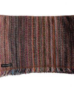 Cashmere Stripe Scarf - Srs32 - 33x180cm