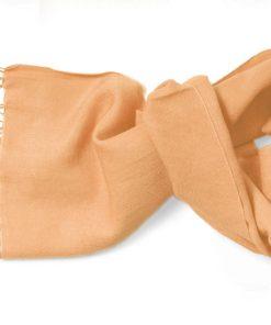 Pashmina Scarf - 30x150cm - 70% Cashmere/30% Silk - Scallop Shell