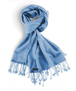 Pashminasjal - 70x200cm - 70% Cashmere / 30% Silke - Provence